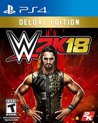 WWE 2K18 Deluxe Edition (PS4)