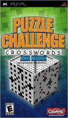 Puzzle Challenge Crosswords (PSP)