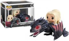 #15 - Daenerys & Drogon (Game of Thrones)