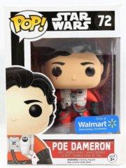 #72 Poe Dameron (Star Wars) Walmart Exclusive
