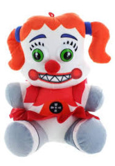 Circus Baby (Five Night's At Freddy's) - Plush