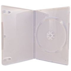 Replacement Game Case for Wii (White)