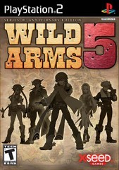 Wild Arms 5 Series 10th Anniversary Edition
