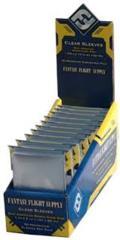 Clear - Board Game Sleeves (Fantasy Flight) - Mini American