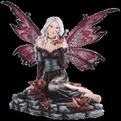 Black Fairy / Butterfly - 91995