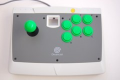 Dreamcast Fight Stick (Official Brand)