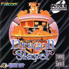 Dragon Slayer: The Legend of Heroes (Super CD)