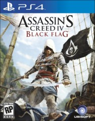 Assassin's Creed IV - Black Flag (Playstation 4) - PS4