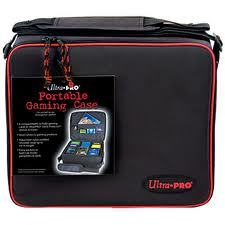 Black - Red - Portable Gaming Case (Ultra Pro)