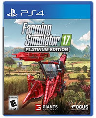 Farming Simulator 17 Platinum (PS4)