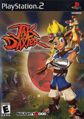 Jak and Daxter - The Precursor Legacy (Playstation 2)
