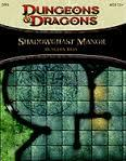 Dungeons and Dragons RPG - Shadowghast Manor (Dungeon Tiles)