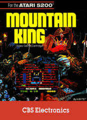 Mountain King (Atari 5200)