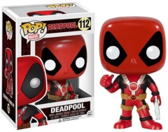 #112 - Deadpool (Marvel)