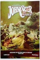John Carter of Mars - Adventures on the Dying World of Barsoom - Player's Guide