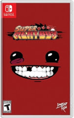 Super Meat Boy Limited Run #028