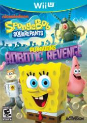Spongebob Squarepants - Planktons Robotic Revenge (Wii U)
