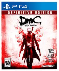 Devil May Cry - DMC (Playstation 4) - PS4