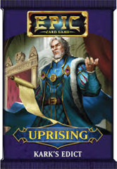 Epic Card Game: Uprising Kark's Edict
