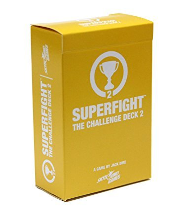 Superfight The Challenge Deck 2