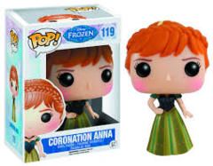 #119 - Coronation Anna (Frozen)