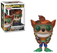 #421 - Crash Bandicoot (Crash Bandicoot) - Scuba Gear