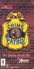 Crime Patrol (3DO)