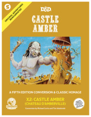 Dungeons & Dragons RPG - Castle Amber (5th Edition)