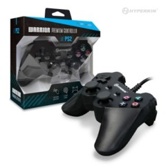 "Hyperkin PS2 ""Warrior"" Premium Controller (Black)"