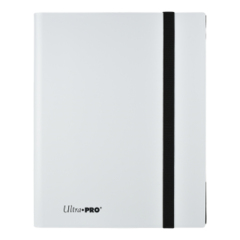 9-Pocket White PRO-Binder - Eclipse