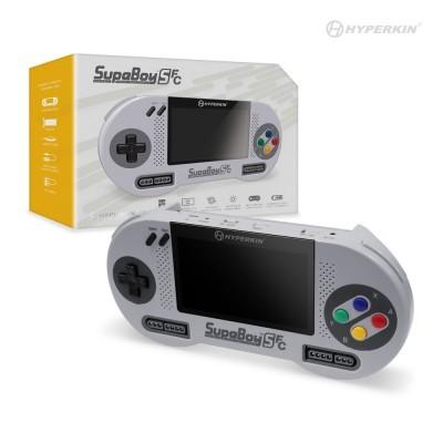 (Hyperkin) SupaBoy SFC Portable Pocket Console for SNES/ Super Famicom