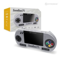 (Hyperkin) SupaBoy SFC Portable Pocket Console for SNES/ Super Famicom