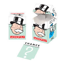 Monopoly V3 - 100+ Deck Box (Ultra Pro)