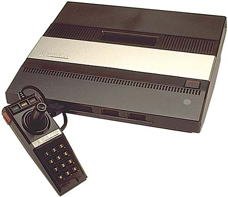 Atari 5200 System 4 Port - (No *) W-Switch Box.