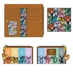 Loungefly X Pokemon Eeveelution Wallet