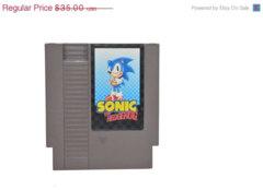 Sonic The Hedgehog - NES