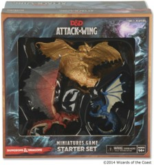 D & D Attack Wing: Miniature Game Starter Set