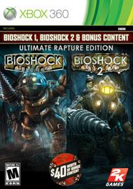 BioShock & BioShock 2 - Ultimate Rapture Edition (Xbox 360)
