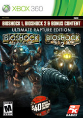 BioShock & BioShock 2 - Ultimate Rapture Edition (Xbox 360)