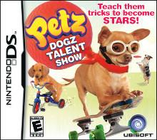 Petz Dogz Talent Show