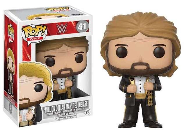 #41 - Million Dollar Man Ted Dibiase (WWE)