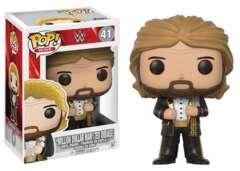 #41 - ''Million Dollar Man'' Ted Dibiase (WWE)