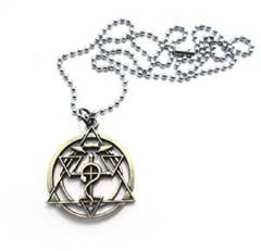 Full Metal Alchemist Necklace (Various)