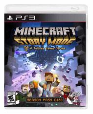 Minecraft - Story Mode (Playstation 3)