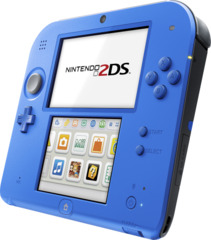 Nintendo 2DS System Blue