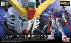 Real Grade - Destiny Gundam - ZAFT Mobile Suit