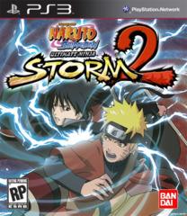 Naruto Shippuden Ultimate Ninja: Storm 2