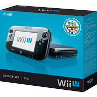 Nintendo Wii U 32GB With Nintendo Land (Wii U System Bundle)