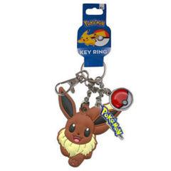 Evee (Rubber Keychain) - Pokemon
