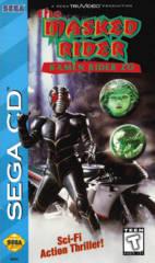 The Masked Rider - Kamen Rider ZO (Sega CD)